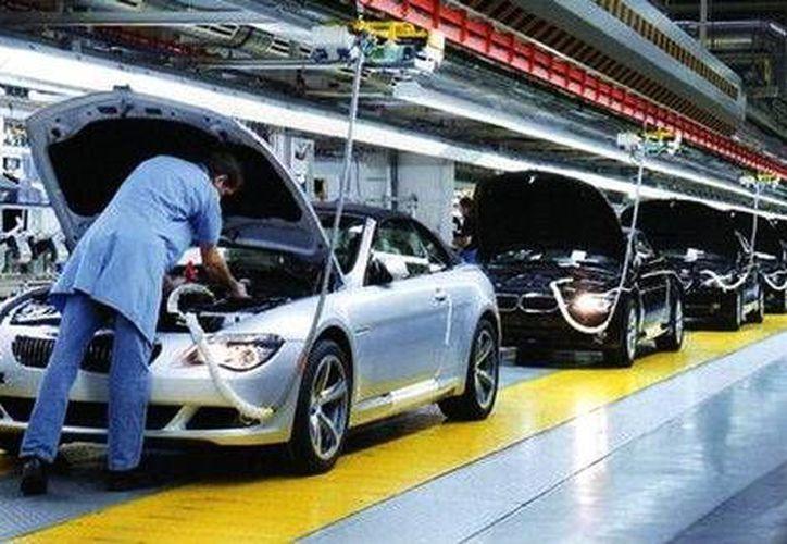 En 2014, la BMW decidirá en qué estado de la República se instalará. (Archivo)