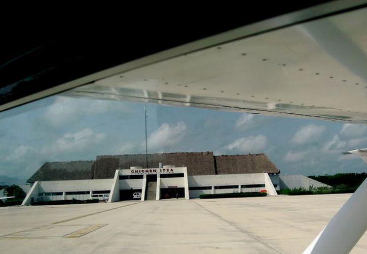 [La administración estatal indicó que en la primera etapa del Centro de Carga se invirtieron recursos públicos y privados por 78 millones de pesos. (Milenio Novedades)