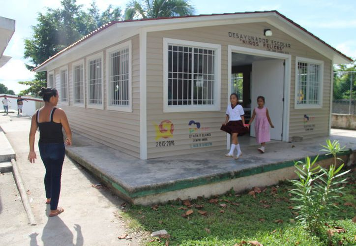 Son siete comunidades de la ribera del río Hondo que tienen Escuelas de Tiempo Completo. (Carlos Castillo/SIPSE)