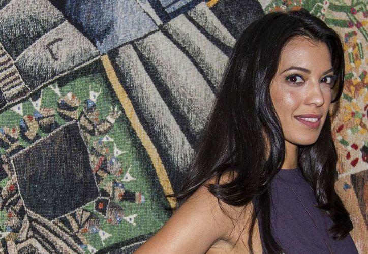 El trabajo actoral de la mexicana Stephanie Sigman es hoy muy cotizado, pues entre sus proyectos recientes está el que formará parte del elenco de la serie de tv 'American Crime'. (Notimex)