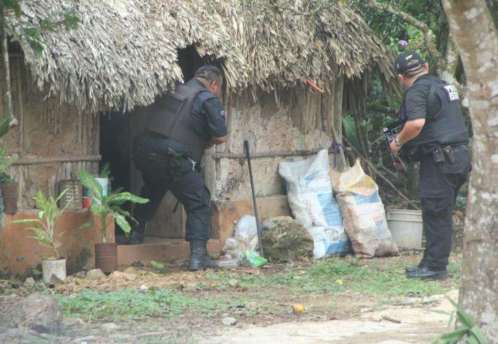 Las actividades de pandilleros, mayormente asociadas con entornos urbanos muy desarrollados, contrastan con la precariedad en el sur de Yucatán. (SIPSE)