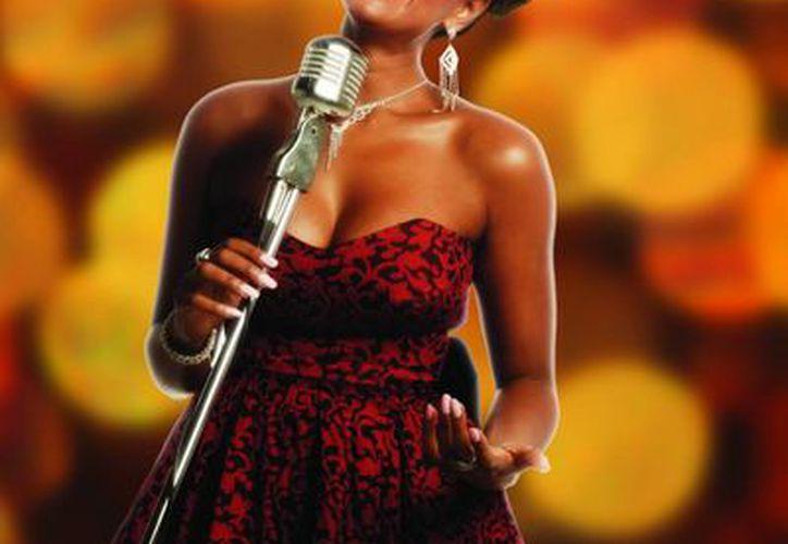 La historia de Celia Cruz, llegará a los hogares de México, este lunes siete de noviembre con <i>Celia, la serie</i>. (Notimex)