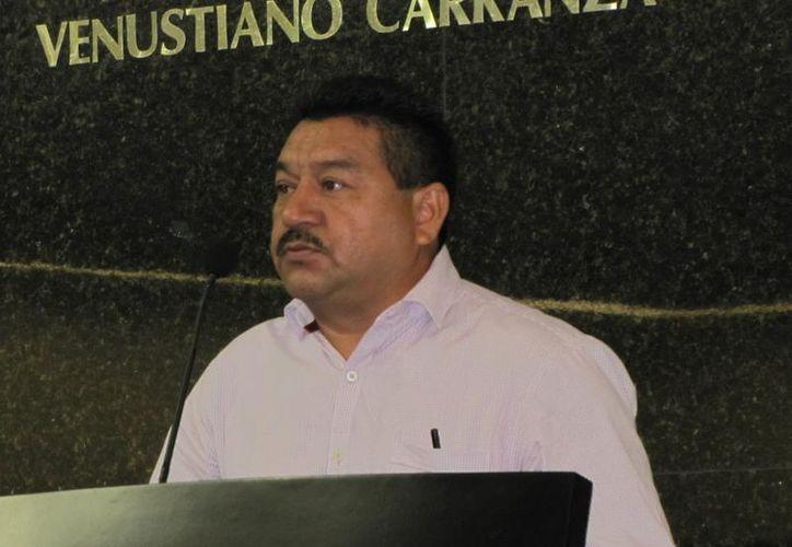 Canul Canul espera que los campechanos valoren positivamente la propuesta del PRD. (Facebook)