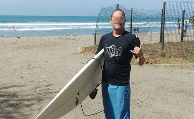 """Doug """"N"""", de 49 años, se desempeñaba como director de Servicios Administrativos de la ciudad Californiana. (Foto: Debate)"""