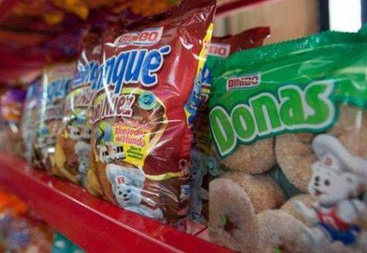 La reducción de azúcar en los productos será de entre 5 y 35% (Milenio)