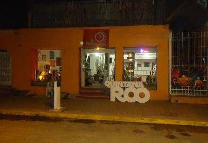 """El Centro Cultural """"La Pitahaya"""" está ubicado en la avenida Yaxchilan número 67, súper manzana 22, casi esquina con avenida Uxmal. (Redacción/SIPSE)"""