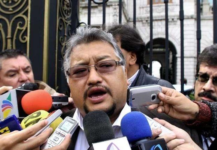 Alejandro Muñoz esta acusado por fraude. (Archivo SIPSE)