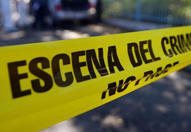 El padre de la diputada fue asesinado de un tiro en la cabeza a unos metros de un restaurante. (Contexto/Internet).