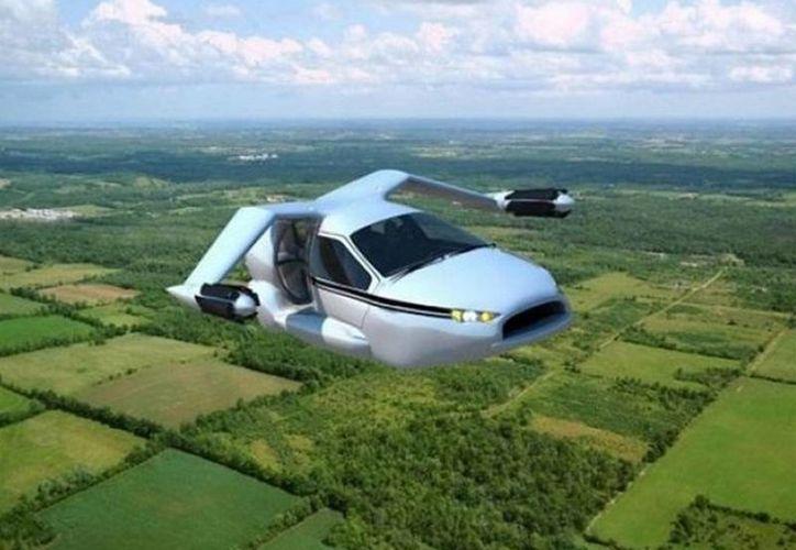 El TF-X tiene un antecesor que cuesta unos 279 mil dólares. (terrafugia.com)