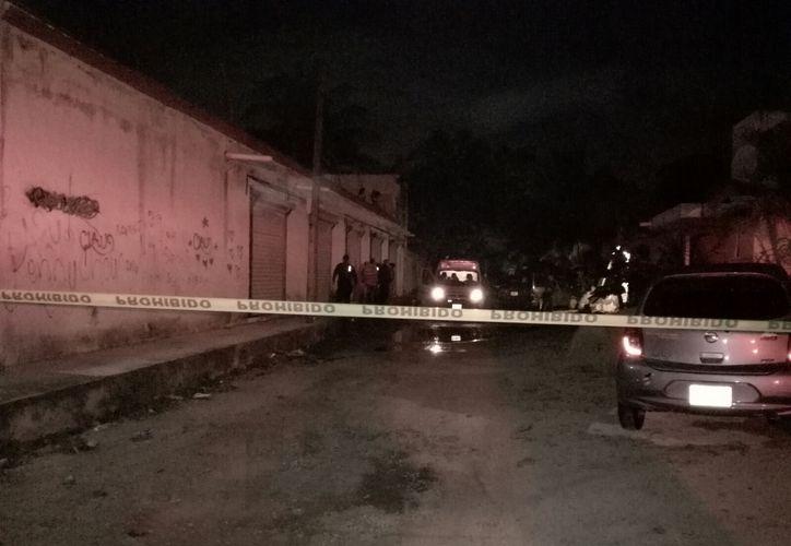 La pareja sentimental de la mujer que fue hallada asesinada en Bonfil el pasado martes, es el principal sospechoso del crimen. (Redacción/SIPSE)