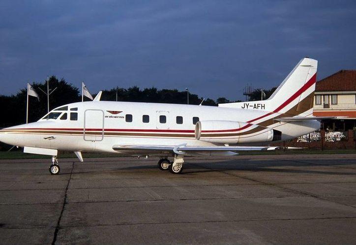 La PGR utilizó para sus actividades una aeronave -como la de la imagen- que había arrebatado al crimen organizado y que pertenecía originalmente a un empresario. (La Silla Rota)