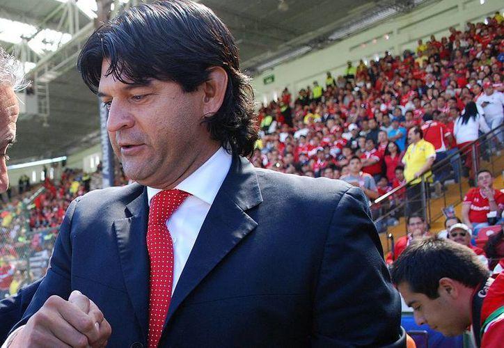 José Cardozo agradeció las llamadas y apoyo que recibió ante el rumor de su falso secuestro. (Notimex)