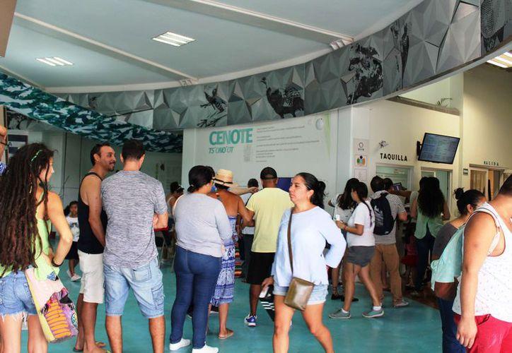 Se espera un gran número de personas para celebrar el segundo aniversario del Planetario. (Octavio Martínez/SIPSE)