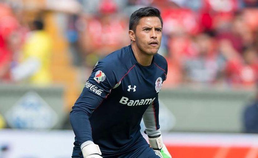 Talavera queda fuera por lo que resta del Apertura 2017. (Contexto)