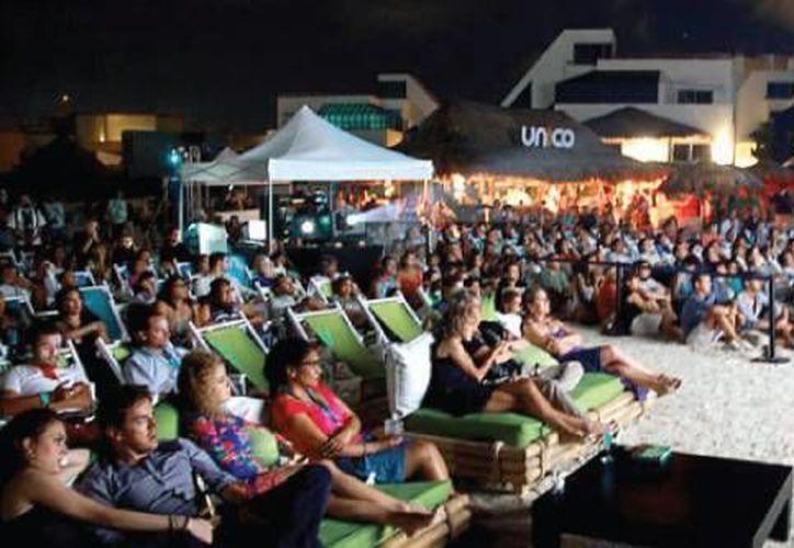El Riviera Maya Fil Festival se llevará a cabo del 24 al 30 de junio en Playa del Carmen y Cancún. (Archivo/SIPSE)