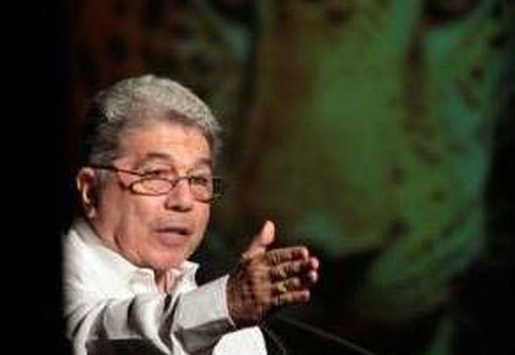 Jorge Esma Bazán, director del Instituto de Historia y Museos de Yucatán, indicó que se ha invitado al FIC Maya a 30 países invitados. (Luis Pérez/SIPSE)