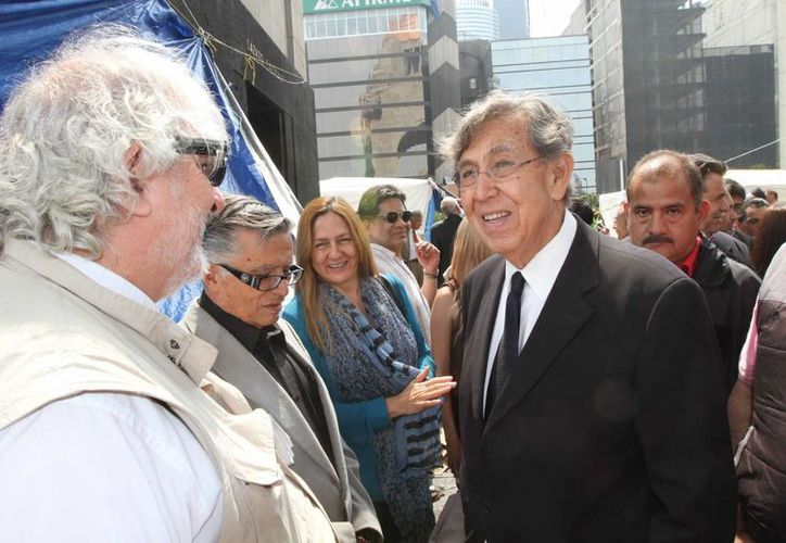 Cárdenas tildó la reforma de 'privatizadora y extranjerizante'. (Archivo/Notimex)