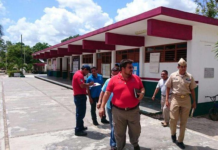 En el municipio de Felipe Carrillo Puerto existen 259 sitios considerados como refugios.  (Benjamin Pat/SIPSE)