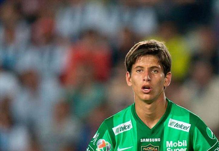 Jürgen Damm se pondrá 'la verde', pero no del Club Pachuca, sino de la Selección Mexicana. La Federación publicó hoy la lista completa del Tri que enfrentará a Ecuador. (foxsportsla.com)