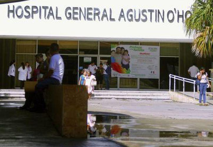 En el Hospital General Agustín O' Horán suman hasta 120 ultrasonidos por día. (Milenio Novedades)