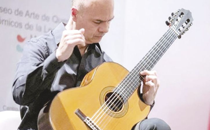 """Manuel Rubio interpretará obras de compositores europeos y latinos, en """"Dúo Flauta y Guitarra"""". (Milenio Novedades)"""