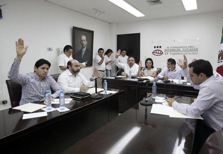 Actualmente los legisladores analizan el paquete fiscal municipal de la Ley de Ingresos. (Milenio Novedades)