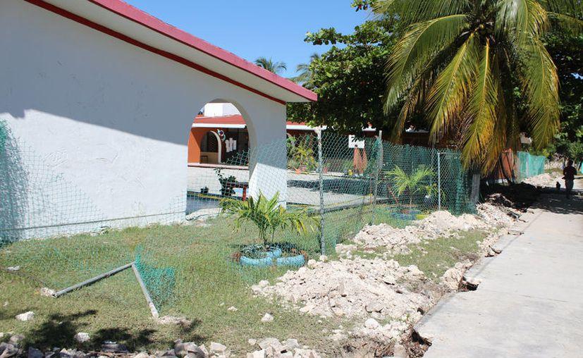 A inicios de diciembre, la Secretaría de Educación de Quintana Roo realizó visitas a los planteles. (Joel Zamora/SIPSE)