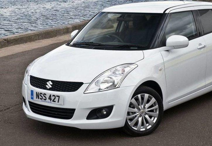 Se detectó una posible falla de frenado en dos modelos de los automóviles Suzuki en México. (Contexto/Internet)