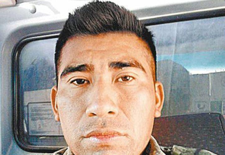 Diego Santiago Pazarón. (Milenio)