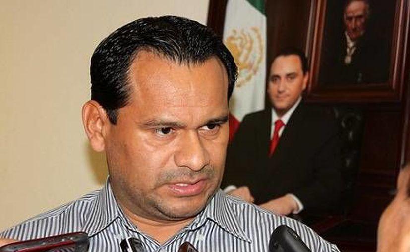Gaspar Armando García Torres, Procurador de Justicia. (Contexto/Internet)