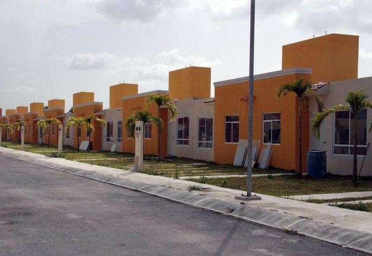 El municipio analiza las necesidades de vivienda de la población meridana.  (Milenio Novedades)