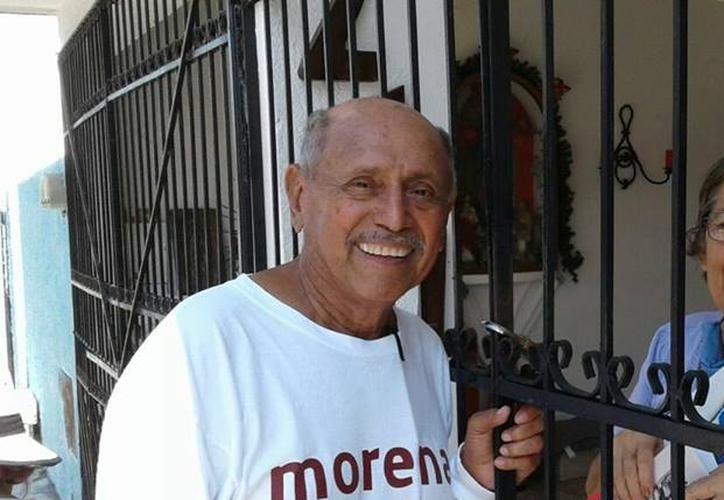 Roger Aguilar Salazar, se encontraba delicado de salud desde hace más de un mes. (Facebook)