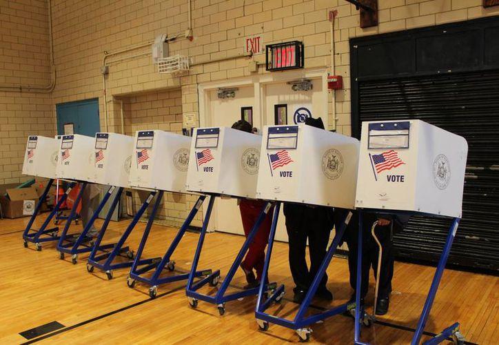 No existe precedente de un cambio en los resultados de elecciones presidenciales en EU después de un recuento. (Archivo/Notimex)