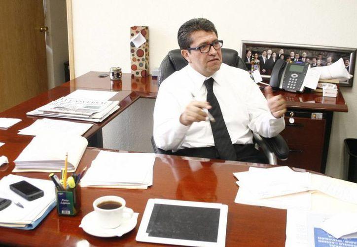 Aún no quedan claros los motivos de la venganza contra el legislador Ricardo Monreal. (Archivo/Notimex)