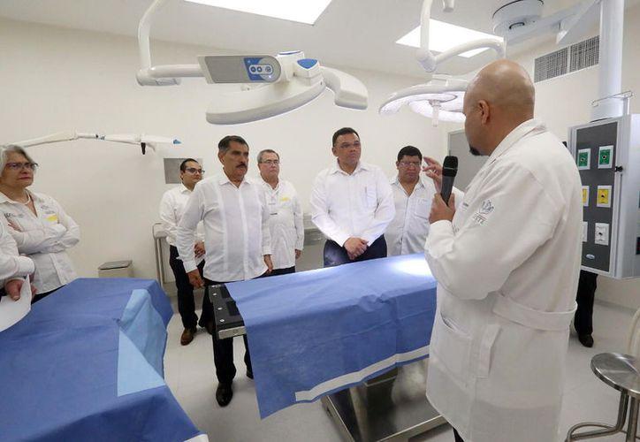El nuevo hospital del Issste cuenta con moderna infraestructura. (Foto: Milenio Novedades)