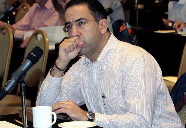 Javier Lozano: el rompimiento del PRD hacia el Pacto por México ya se veía venir. (Notimex/Foto de archivo)