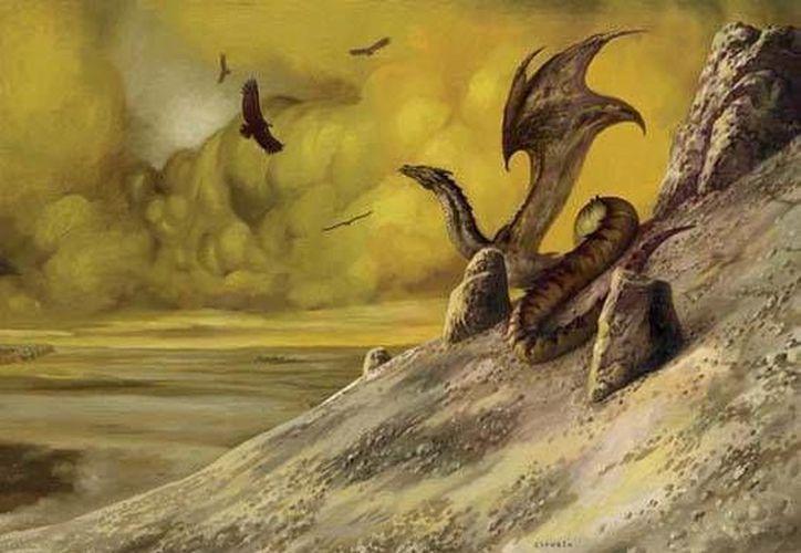 Las serpientes aladas del Mayaba han despertado el interés de estudiosos de la criptozoología. (SIPSE)