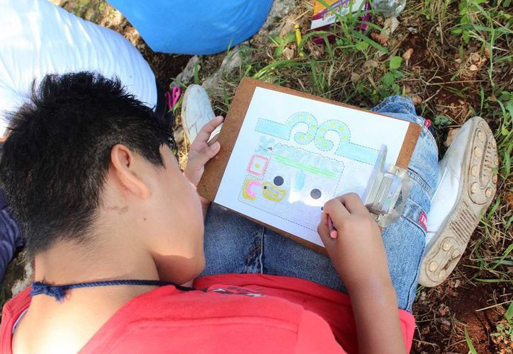 Desde el año pasado el Ayuntamiento de Mérida ofrece el taller de arqueología para niños. (SIPSE)