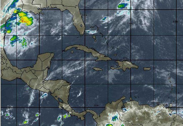 Las probabilidades de lluvias son del 30 grados centígrados. (Cortesía/SIPSE)