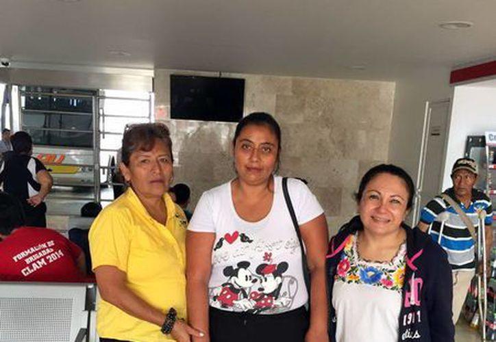 La labor humanitaria del personal de Trabajo Social del Hospital Psiquiátrico hizo posible que dos pacientes regresarán con su familia tras largos años de ausencia. (Milenio Novedades)