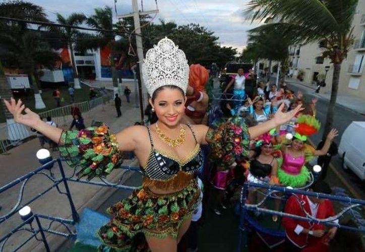 El carnaval es 100% gratuito y tendrán acceso a todos los eventos. (Redacción/ SIPSE)