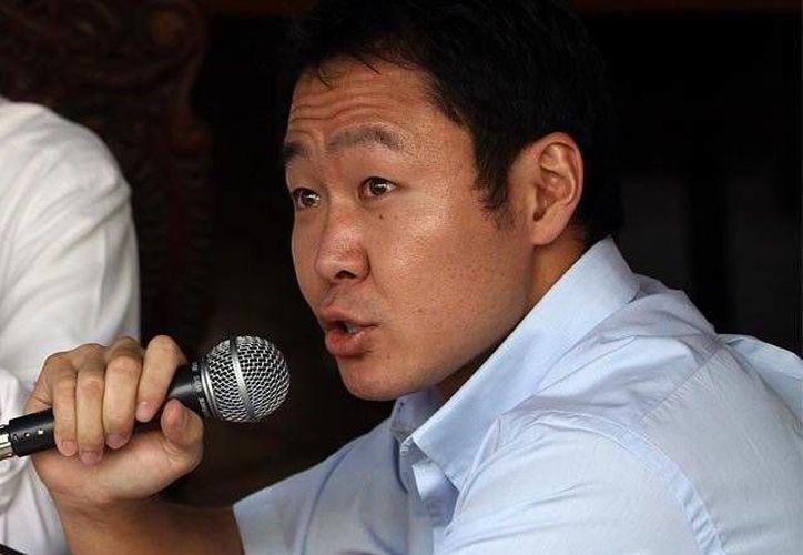 Luis Choy podría haber revelado nexos de Kenji Fujimori (fotos) con el narco. (rpp.com.pe)