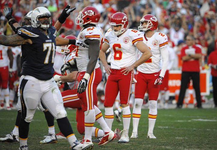 Los jefes, que perdieron en la última semana ante los Chargers, abrirá la ronda de comodines ante los Colts. (Foto: Agencias)