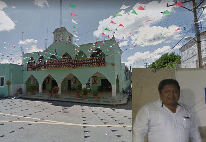 """Uno de los 8 implicados es Miguel Ángel May Vera, alcalde de Yobaín, quien incurrió en """"graves"""" irregularidades por un monto global de un millón 597 mil 159 pesos. (Especial)"""