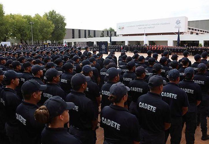Los cadetes se quejaron por la rigidez de las autoridades de la academia, a quienes acusaron de no permitirles salir. (Foto: Contexto/Internet)