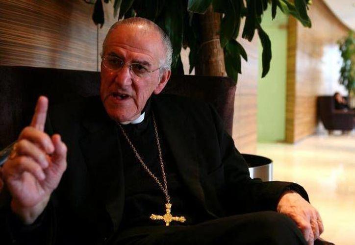 Lozano Barragán vive en Roma como presidente emérito de un organismo del Vaticano. (Agencias)