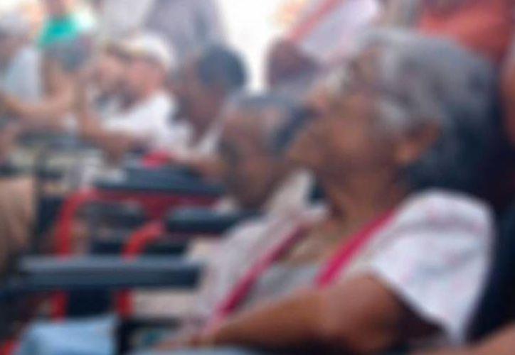 Serían 12 mil los afectados con Alzheimer. (Foto: archivo/SIPSE)