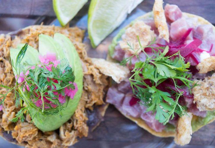 Ofrecen platillos mexicanos con ingredientes frescos. (Foto: Mayakoba/Facebook)