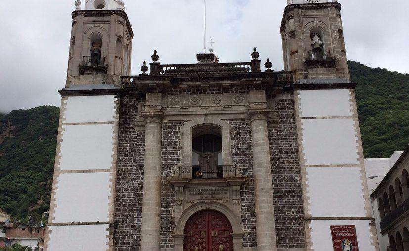En Malinalco se encuentra el Santuario del Señor de Chalma, uno de los sitios religiosos emblemáticos del país,. (Foto: MXQ Noticias)