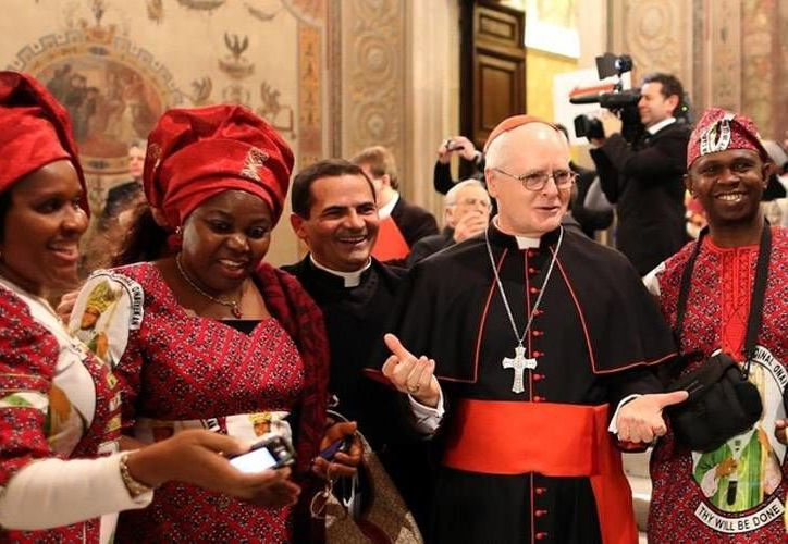 El Cardenal Odilio Scherer tiene fuertes vínculos con la poderosa Curia romana. (bloomberg.com)